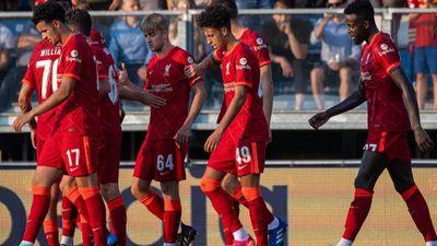Tổng hợp giao hữu: Liverpool thắng sát nút Mainz 05