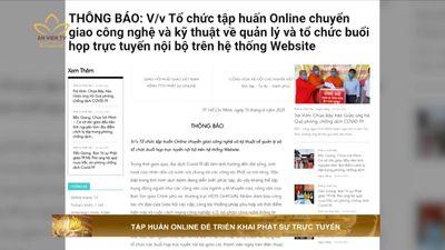 Tập Huấn Online Triển Khai Phật Sự Trực Tuyến