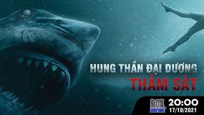 Trailer Hung Thần Đại Dương: Thảm Sát