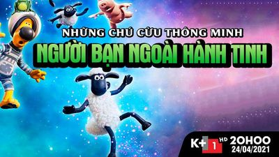 Trailer Những Chú Cừu Thông Minh: Người Bạn Ngoài Hành Tinh