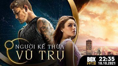 Trailer Người Thừa Kế Vũ Trụ