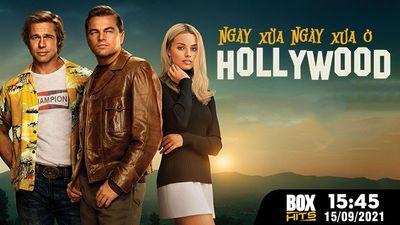 Trailer Ngày Xửa Ngày Xưa ở Hollywood