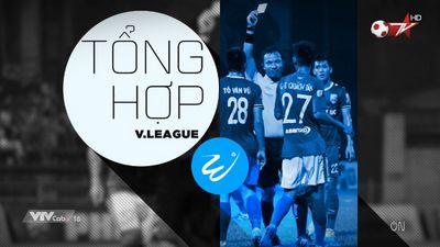 Tổng hợp Vòng 8 V-League 2020