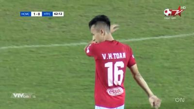 TP. Hồ Chí Minh vs Hồng Lĩnh Hà Tĩnh