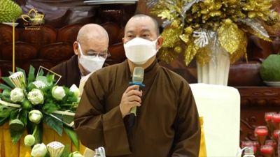 TP.HCM: Quận 3 Triển Khai Phật Sự