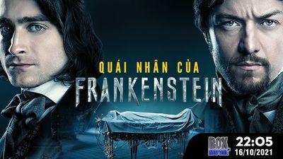 Trailer Quái Nhân Của Frankenstein