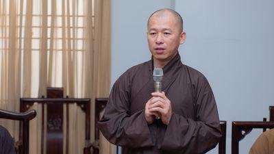 TP.HCM: Tổng Lãnh Sự Thái Lan Thăm Tạp Chí Văn Hóa Phật Giáo