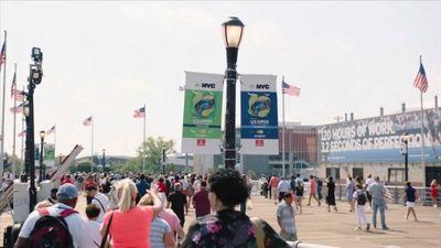 US Open đón toàn bộ khán giả vào sân