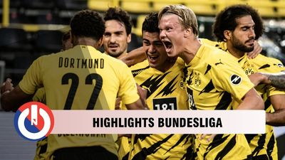 Vòng 1 Bundesliga: Dortmund 3-0 Gladbach