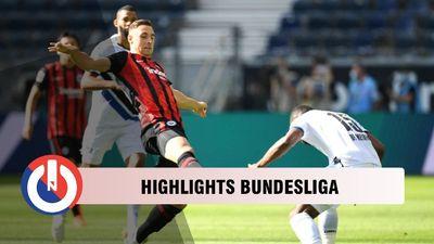 Vòng 1 Bundesliga: Frankfurt 1-1 Bielefeld