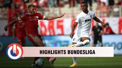 Vòng 1 Bundesliga: Union Berlin 1-3 Augsburg
