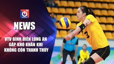 VTV Bình Điền Long An gặp khó khăn khi không còn Thanh Thúy