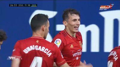 Osasuna vs Granada