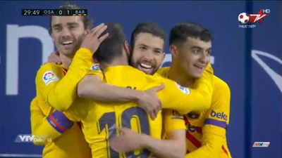 Osasuna vs Barcelona