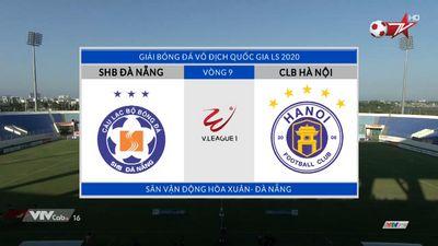 Đà Nẵng vs Hà Nội: Vòng 9 - V.League 2020