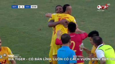 Topenland Bình Định vs Đông Á Thanh Hóa