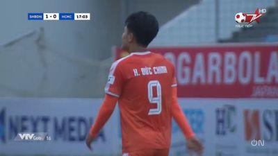 SHB Đà Nẵng vs TP. Hồ Chí Minh