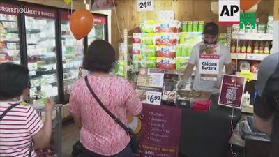 Siêu Thị, Cửa Hàng Cho Ăn Thử Đồ Để Hút Khách Sau Dịch Tại Mỹ