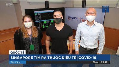 Singapore Tìm Ra Thuốc Điều Trị Covid-19