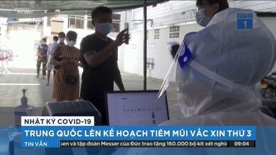 Trung Quốc Lên Kế Hoạch Tiêm Mũi Vắc Xin Thứ 3