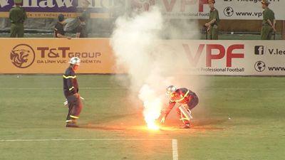 VFF tăng thêm mức phạt vi phạm ở V.League 2021