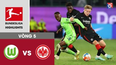 Wolfsburg - Frankfurt - V5 - Bundesliga